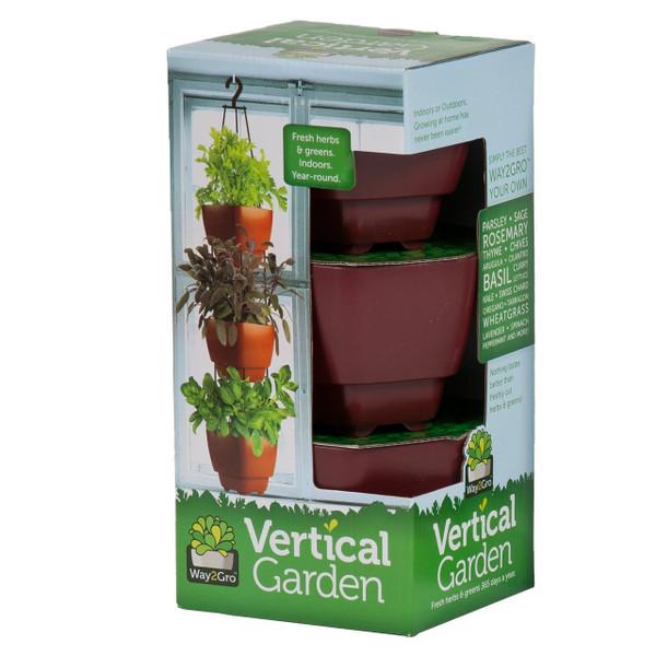 Way2Gro Vertical Hanging Garden