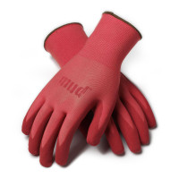 Simply Mud Garden Gloves - Small in Pomegranate