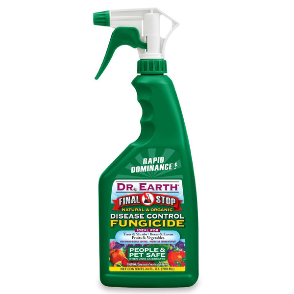 Dr. Earth Final Stop Organic Fungicide - 24 OZ