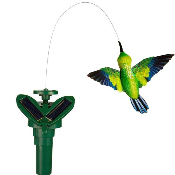 Solar Fluttering Hummingbird