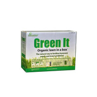 Green It Organic Lawn in a Box