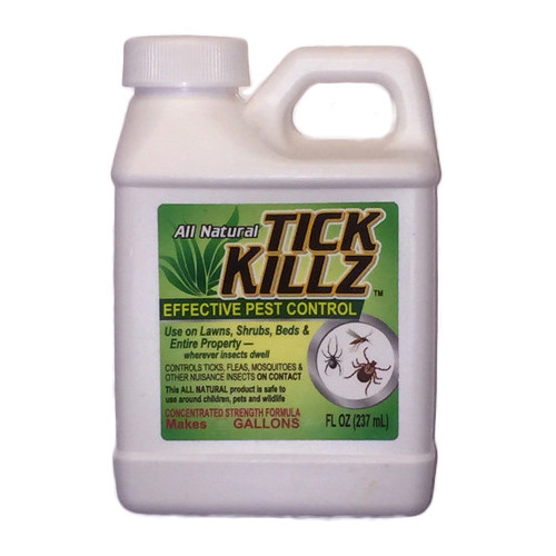 Tick Killz All Natural Pest Control  32 OZ Conc