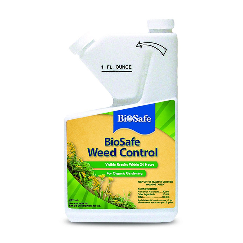 BioSafe Weed Control CONC 32 OZ