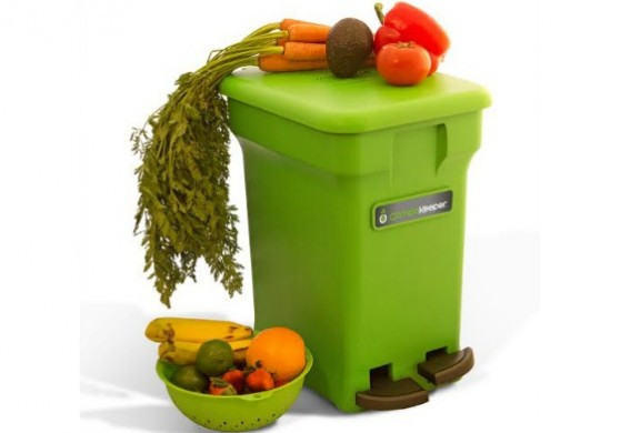 CompKeeper Kitchen Composter