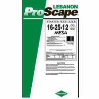 Lebanon ProScape Starter Fertilizer w /MESA, 50 Lbs
