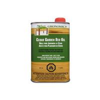 Gronomics Cedar Garden Bed Oil - 1 QT