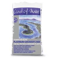Coast of Maine Stonington Platinum Growers Mix - 1.5 cubic ft.