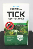 Thermacell Tick Control Tubes 12 Pack