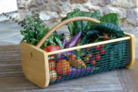 Maine Garden Products Pike's Lil Garden Hod