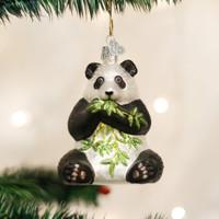 Old World Christmas Panda