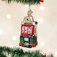 Old World Christmas Slot Machine