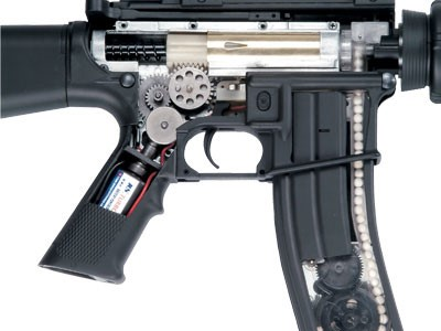Maintaining The Gear Box and Its Components in Your Airsoft Gun