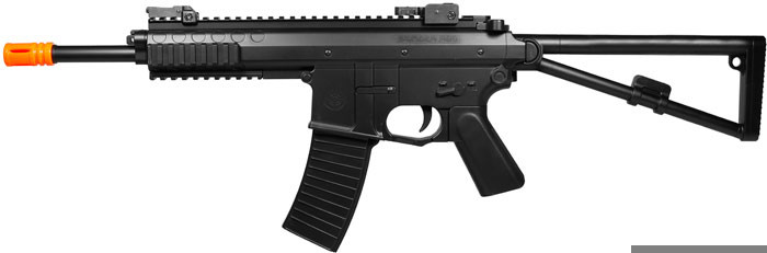 Crosman Stinger R39 Spring Airsoft Rifle, Military Style