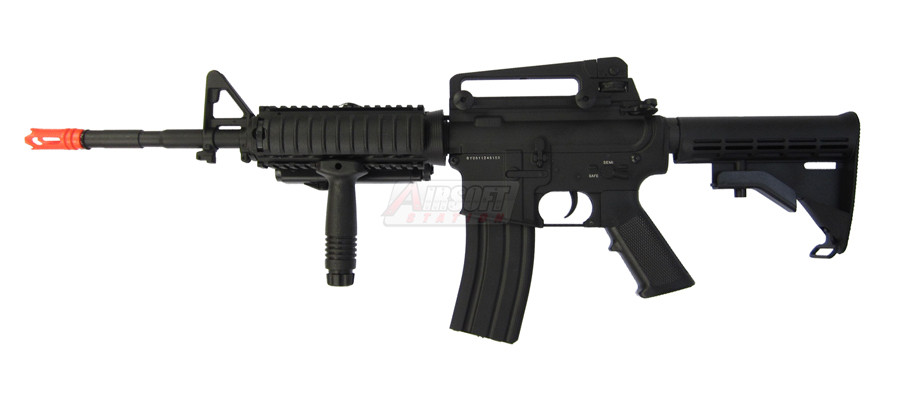Dboys Full Metal M4 Ris Aeg Tactical Airsoft Gun Soft Air Rifle