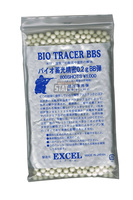 Excel BIO Tracer BBs, 0.20g, 800 ct.