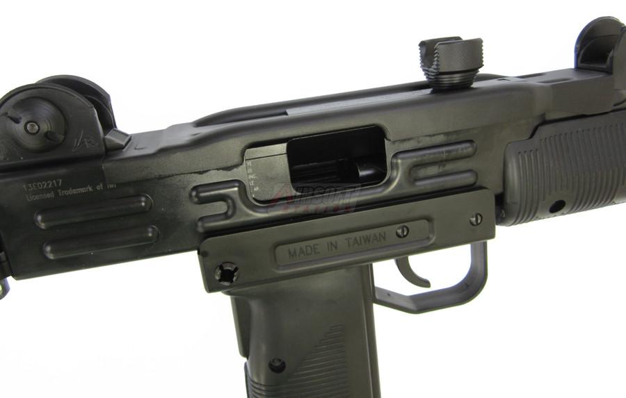 Full Metal CO2 Blowback UZI SMG Airsoft Gun by Umarex USA