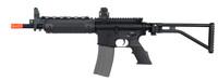 A&K LR300 Short Commando Full Metal Folding Stock M4 Airsoft Rifle