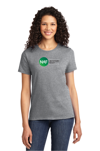 Ladies HeavyWeight Classic Fit Cotton T-shirt