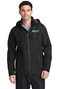 Embroidered Mens Torrent Rain Jacket