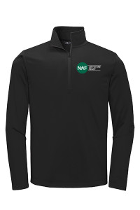 North Face Tech Fleece Pullover (Black)