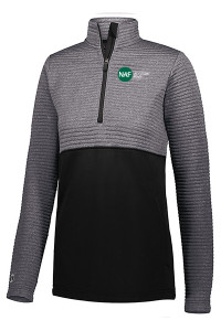 Holloway Ladies 3D Regulate Pullover (Black)