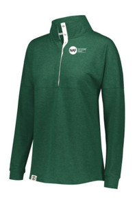 Ladies Sophomore Pullover (Green)