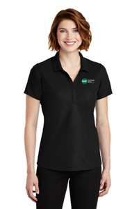 Ladies EZPerformance Polo (Black)