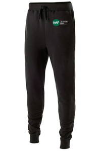 60/40 Fleece Jogger (Black)