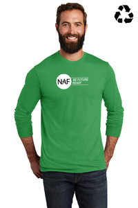 Allmade Long Sleeve Tee (Green)