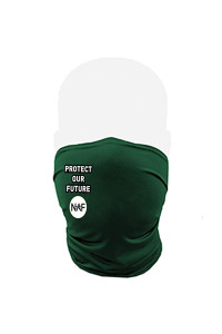 Performance Activity Mask - Protect Our Future (Green)