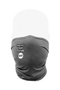 Performance Activity Mask - Protect Our Future (Grey)
