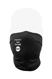 Performance Activity Mask - Protect Our Future (Black)