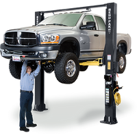 BENDPAK  XPR-10S-168 Extra Tall, Dual-Width, 10,000 Lb. Capacity, Clearfloor
