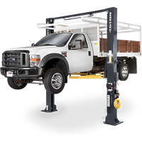 BENDPAK  XPR-15C-192 Extra Tall, 15,000 Lb. Capacity, Clearfloor, Standard Arms Two Post Lift ( FREE FRAME CRADLE PADS )