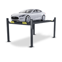 BENDPAK HD-9AE 9,000-lb. Capacity Alignment Car Lift