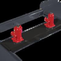 BENDPAK JP-3 3,000-lb. Capacity Sliding Jack Platform for Runway Lifts