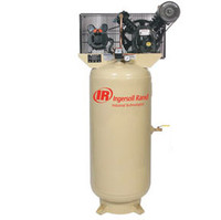 INGERSOL-RAND IRR-2340L5-V230A Electric-Driven Two-Stage-Standard, 5HP w/ FREE Air Impact Wrench & Start Up