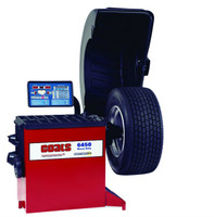 COATS 6450-3D Heavy-Duty Truck Wheel Balancer
