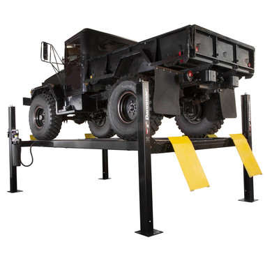 DANNMAR D‐12A FOUR‐POST ALIGNMENT LIFT