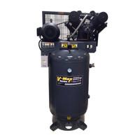 BendPak V-MAX Elite™ 10 HP, 120‐Gallon Vertical Tank, 3 Phase Air Compressor, Model 10120V-603 (5179108)