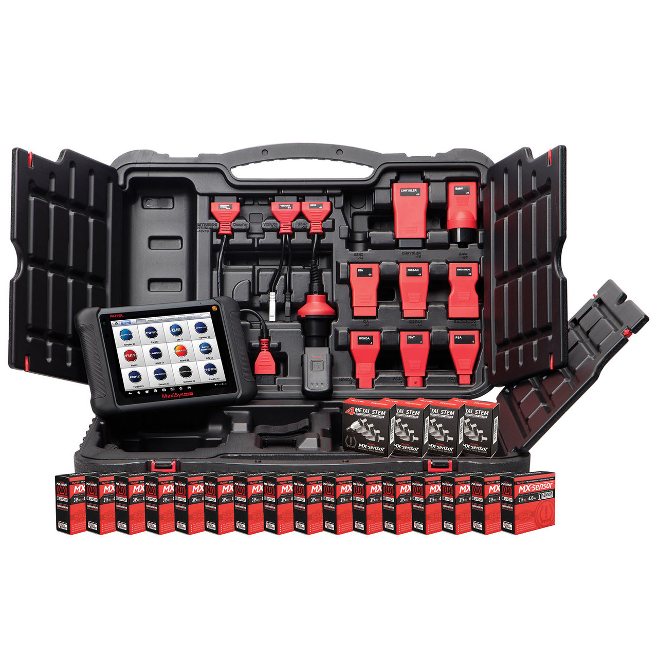 Autel MaxiSys® MS906TS Diagnostic System & Comprehensive TPMS Service  Device part #:AUL-MS906TS