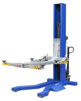 TUX MSC-6KLP 6,000 LB. Mobile Single Column Lift