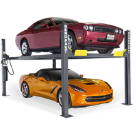 HD-9-Four-Post-Parking-Lift-BendPak
