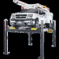 """BENDPAK  HD-14T 14,000-lb. Capacity Tall Lift / 82"""" Rise Car Lift- BLUE"""