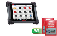 Autel MaxiSys® Diagnostic System with Bluetooth VCI w/ 2 Year Software Update part #:AUL-MS9082YR