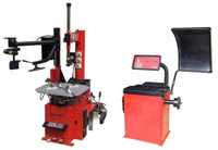 TC-950WPA/TWB-953 Tire Changer Low Profile & Wheel Balancer combo