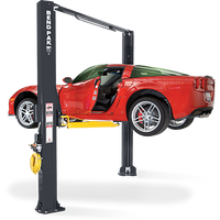 BendPak XPR-10AS-168-LP Extra Tall, Dual-Width, 10,000 Lb. Capacity, Two-Post Lift, Asymmetric, Low Profile Arms