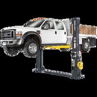 BENDPAK XPR-12FD Car Lift-12,000 Lb. Capacity, Floorplate, Direct-Drive Two Post Lift