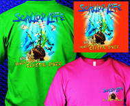 "2017 Crystal River ""Scallop Life"" Shirts"
