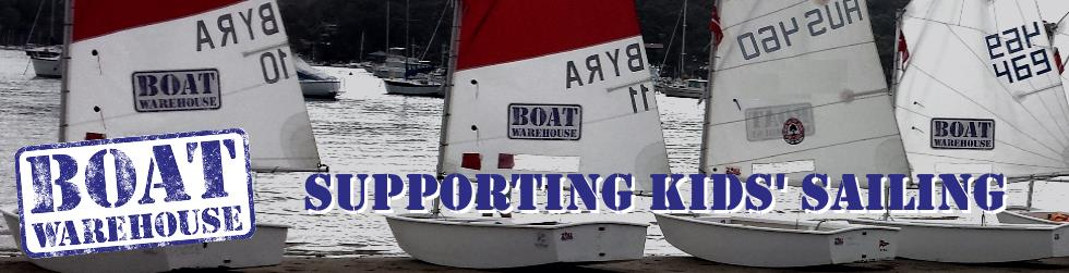 Get Kids Sailing - Community Boating Project